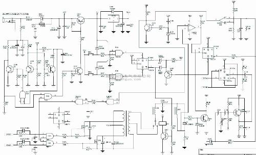 ultrasonic cleaner circuit diagram iet forums unusual boiler polypipe 4 wire actuator wiring diagram at suagrazia.org
